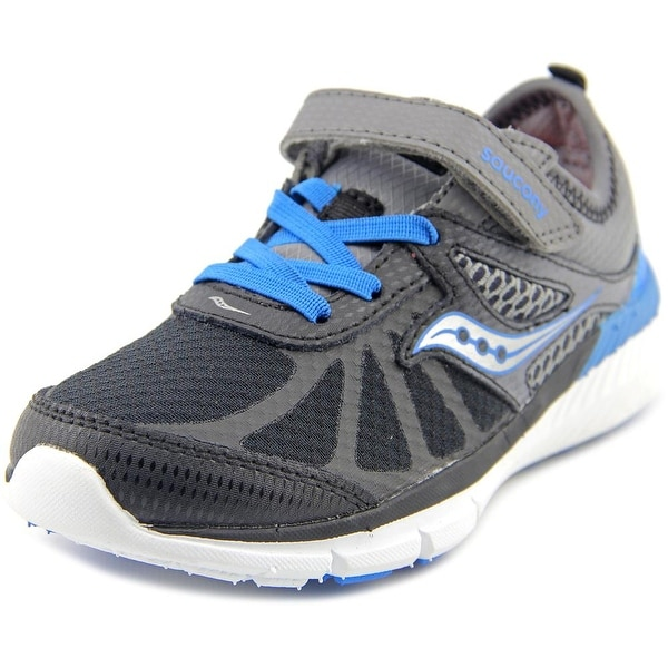Saucony Volt Youth W Round Toe Synthetic Gray Running Shoe