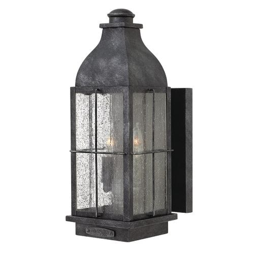 Hinkley lighting 2044 16 height 2 light lantern outdoor wall sconce hinkley lighting 2044 16 height 2 light lantern outdoor wall sconce from the bingham collection mozeypictures Gallery