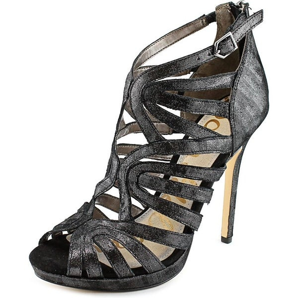 Sam Edelman Eve Open Toe Leather Sandals