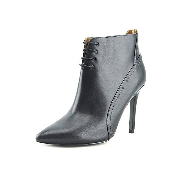 H Halston Womens Irene Shooties Pointed Toe Ankle