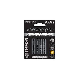 Panasonic Eneloop Pro AAA Size NiMH Rechargeable Battery BK-4HCCA4BA