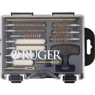 Allen 27821 allen ruger compact handgun cleaning kit in molded tool bx