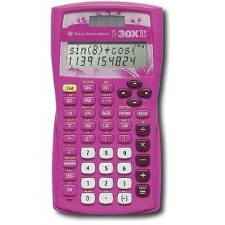 Texas Instruments - 30Xiis/Tbl/1L1/Az - Ti30xiis Pink