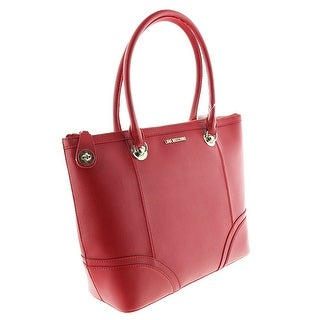 Moschino JC4235 0513 Red Shopper/Tote