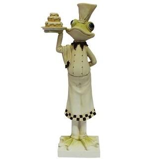 Stylish Frog Figurine