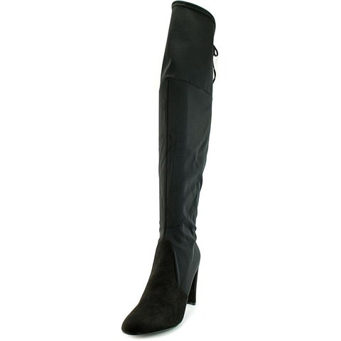 Charles by Charles David Womens Sycamore Almond Toe Over Knee Fashion Boots