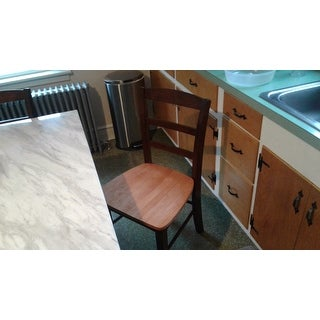Madrid Ladderback Chairs (Set of 2)