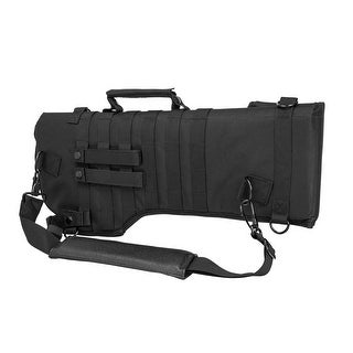 VISM® by NcSTAR® Rifle Scabbard - Black