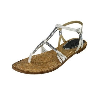 Kenneth Cole Reaction Women's Slab A Dab Ankle Strap Thong Sandal