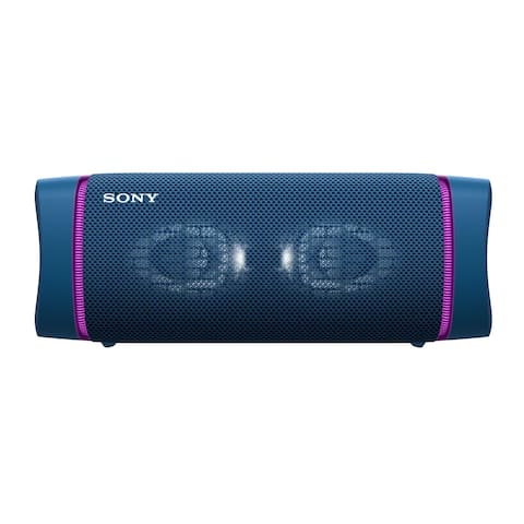 Sony SRSXB33 EXTRA BASS Bluetooth Wireless Portable Speaker (Blue)