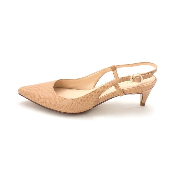 Cole Haan Womens Mabelsam Pointed Toe SlingBack Classic Pumps - 6