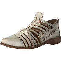 BedStu Women's Las Cruces Gladiator Sandal, Nectar Lux, 8.5 M US