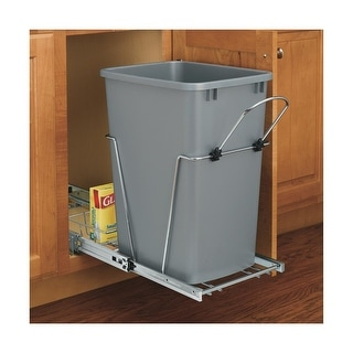 Rev A Shelf 35Qt Waste Container