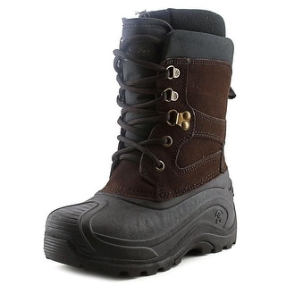 Kamik Nation Jr Youth Round Toe Synthetic Hunting Boot