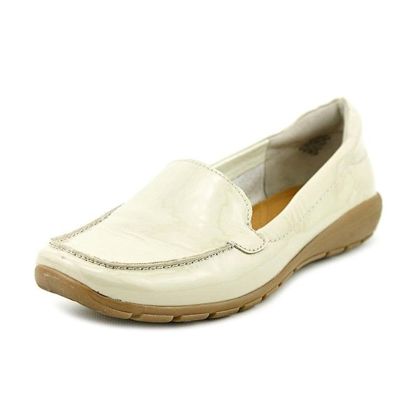 Easy Spirit Womens ABIDE Square Toe Loafers