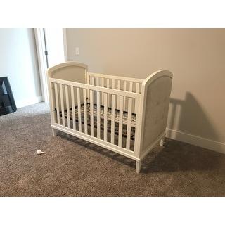 Avenue Greene Sawyer 3-in-1 Upholstered Crib