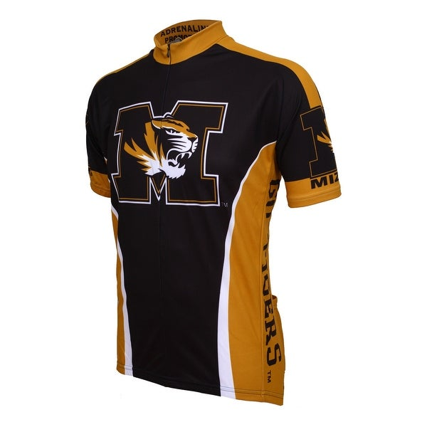 aa1948cc1 Adrenaline Promotions University of Missouri Tigers Cycling Jersey -  university of missouri tigers