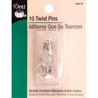 Twist Pins-Size 16 10/Pkg