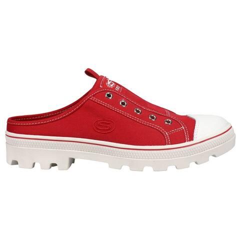 Skechers Roadies Sweet Roots Mule Womens Sneakers Shoes Casual -