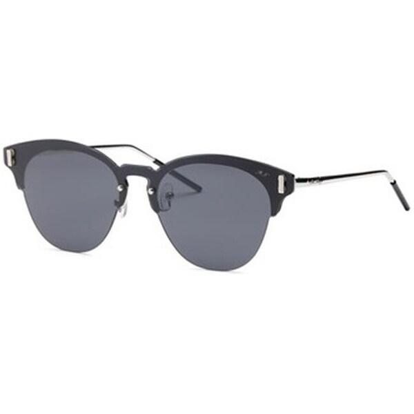 231166e7888 Shop Mia Nova Semi-Rimless Round Style Sunglasses