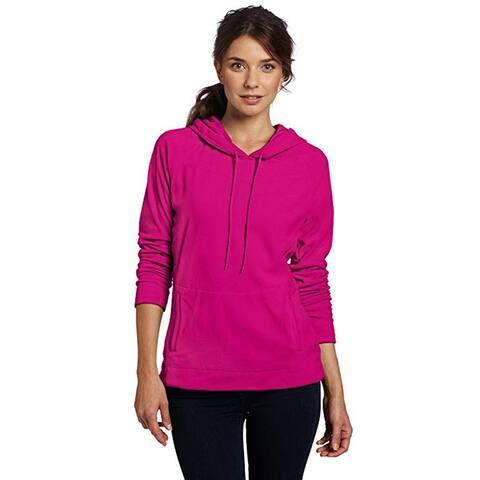 Columbia Women's Glacial Fleece Iii Hoodie, Groovy Pink, Medium