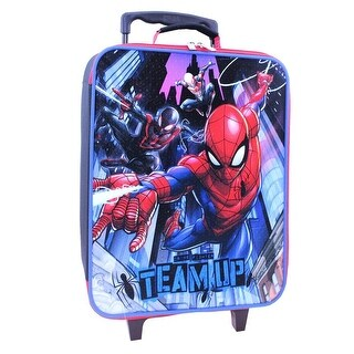 Marvel Spiderman Pilot Case Rolling Luggage
