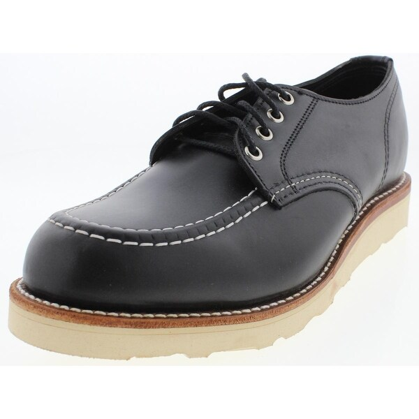 Chippewa Mens Oxfords Leather Moc Toe