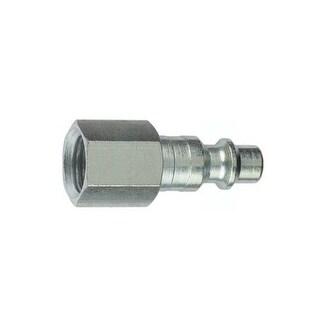 "Forney 75602 Air Fitting Plug, 1/4"" x 1/4"" Female NPT"