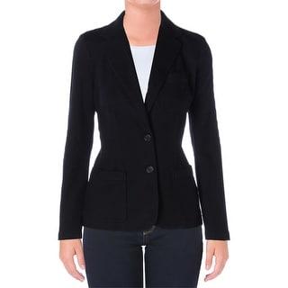 Ralph Lauren Womens Vishan Field Coat Twill Long Sleeves