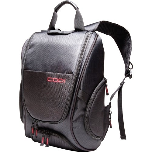 Codi C7750 Codi Apex 17 Inch Backpack - Ballistic Nylon - Shoulder Strap, Waist Strap