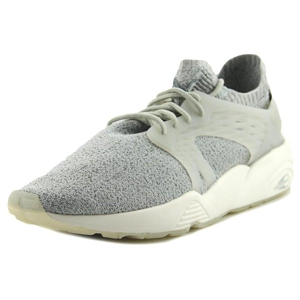 Puma Blaze Cage EvoKnit Men Synthetic Gray Fashion Sneakers