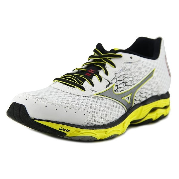 Mizuno Wave Inspire 11 Men Round Toe Synthetic White Running Shoe
