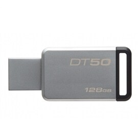 Kingston Memory Flash DT50/128GB 128GB USB 3.0 Data Traveler 50 Retail