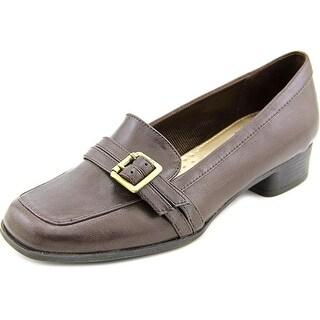 Life Stride Ballard Women Square Toe Synthetic Loafer