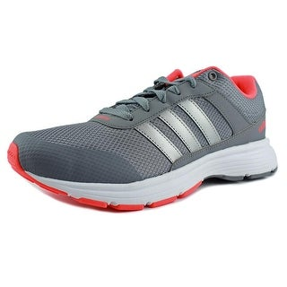 Adidas Cloudfoam vs City   Round Toe Synthetic  Running Shoe