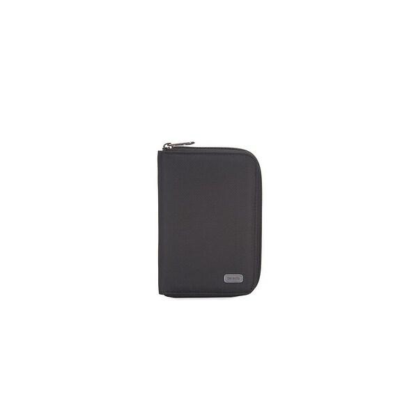 Daysafe Passport Wallet - Black RFID Blocking Passport Wallet