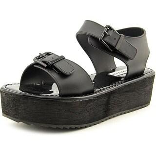 Steve Madden Moonwlk Women Open Toe Synthetic Platform Sandal