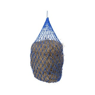 "Tough-1 Hay Feeder Large 40"" Knotted Poly Cord 2"" Holes"