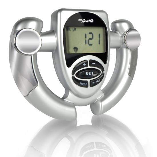 Digital Handheld BMI Monitor, Body Fat Analyzer