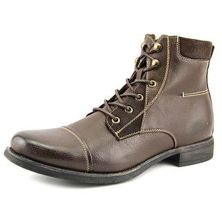 Madden Men Bradly Cap Toe Synthetic Boot