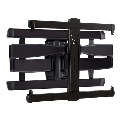 "Sanus VXF730-B2 Extra Large Full Motion TV Mount for 46"" - 95"" TV - Black"