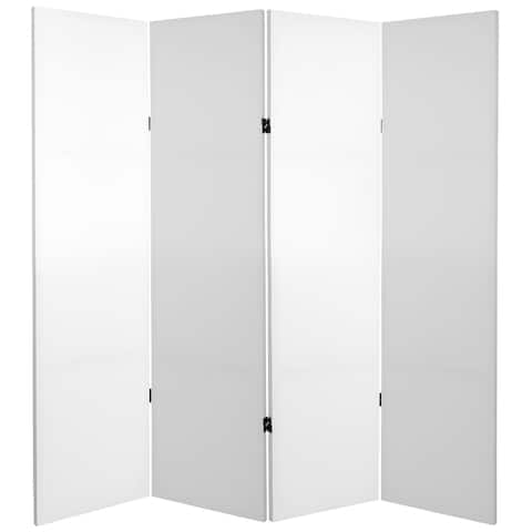 5 ft. Tall Do It Yourself Canvas Room Divider