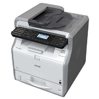 Ricoh Usa - Ricoh Sp3610sf B&W Mf Printer 31Ppm A4 Print/Copy/Color Scan/Fax Capability.Incl