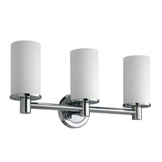 Gatco GC1686 Triple Sconce Bath Lighting from the Latitude? Collection