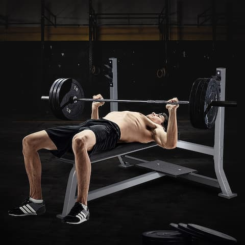 Bench Press Weight Strength Training Squat Rack for Home Gym Fitness