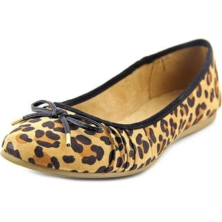Style & Co Addia Women Round Toe Canvas Multi Color Flats