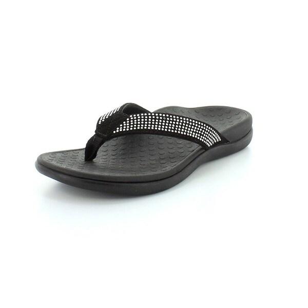 41dad4e470248e Shop Vionic Womens Tide Rhinestone Toepost Sandal - Free Shipping ...