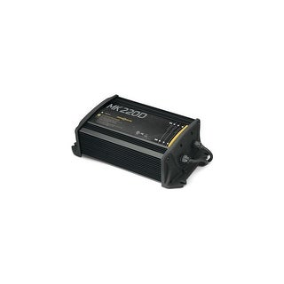 Minn Kota 220D 2-Bank On-board Battery Charger w/ 20 Amps Total Output 1822205