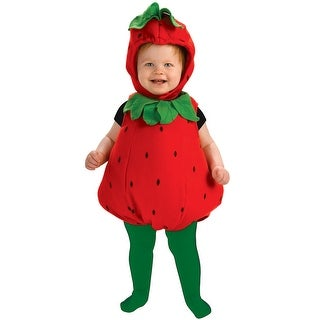 Rubies Berry Cute Infant/Toddler Costume - Red