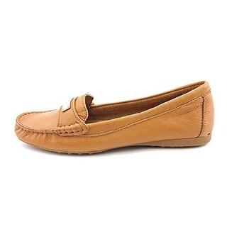Coach Women's Fredrica Round Toe Loafers